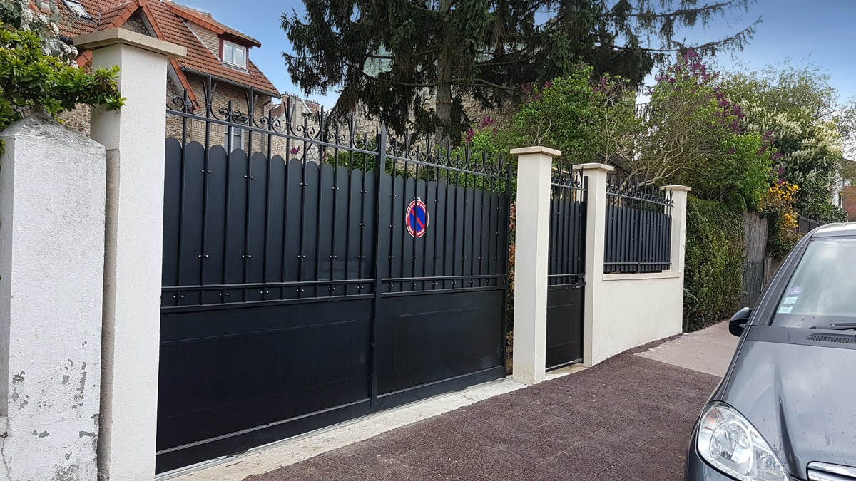 Construction de garage pour un particulier par TB Home