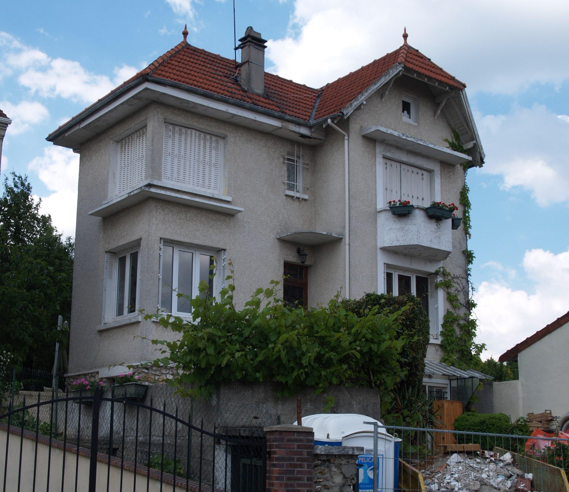 Maison ancienne avant renovation