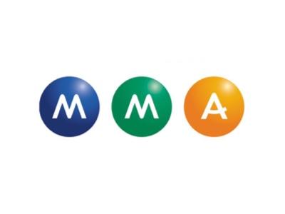 Image couleur du logo de la société d'assurances MMA