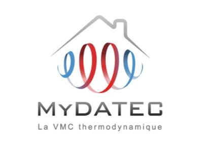 Image couleur du logo de la société partenaire MyDATEC