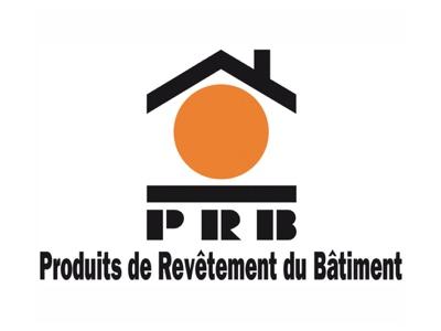 Image couleur du logo de la société partenaire PRB - Produits de Revêtement du Bâtiment