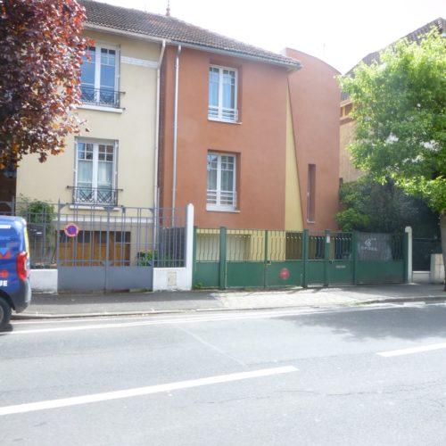 Photo de la rénovation d'une maison par un architecte